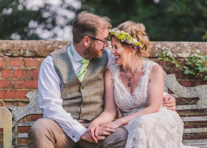 Pimhill Barn Wedding - Charlotte & James