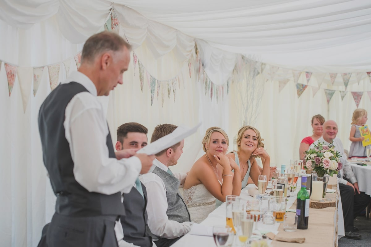 Salwey Arms wedding