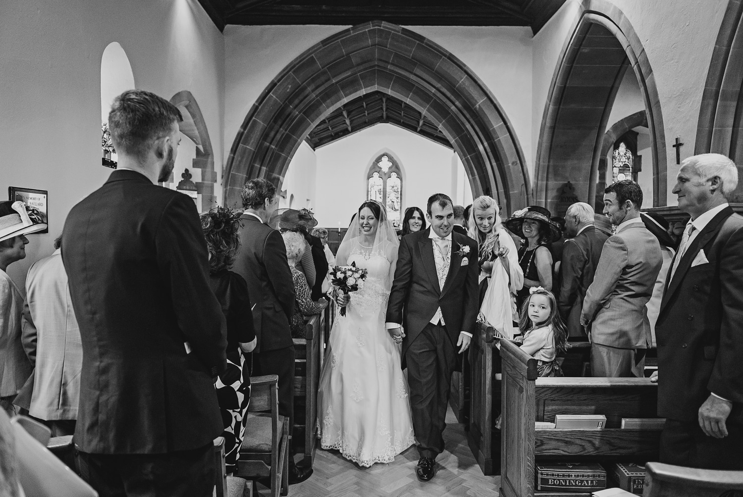 Shifnal wedding Photographe
