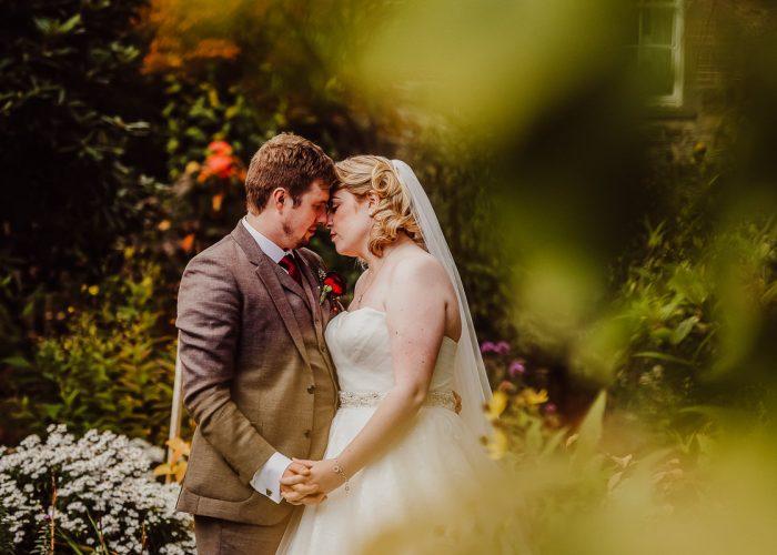 Walcot Hall Wedding - Jess & Ollie