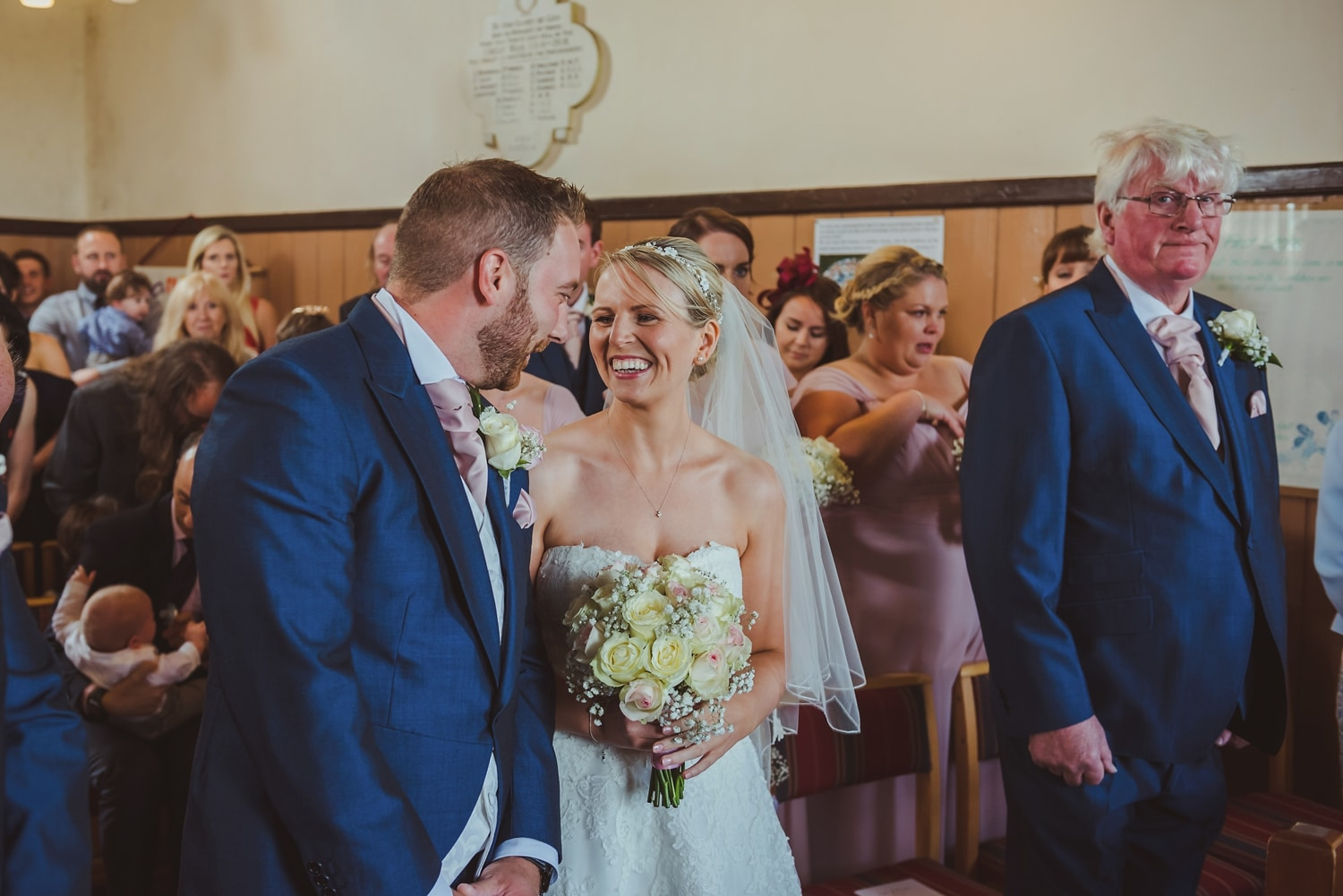 Henley Hall wedding Shropshire