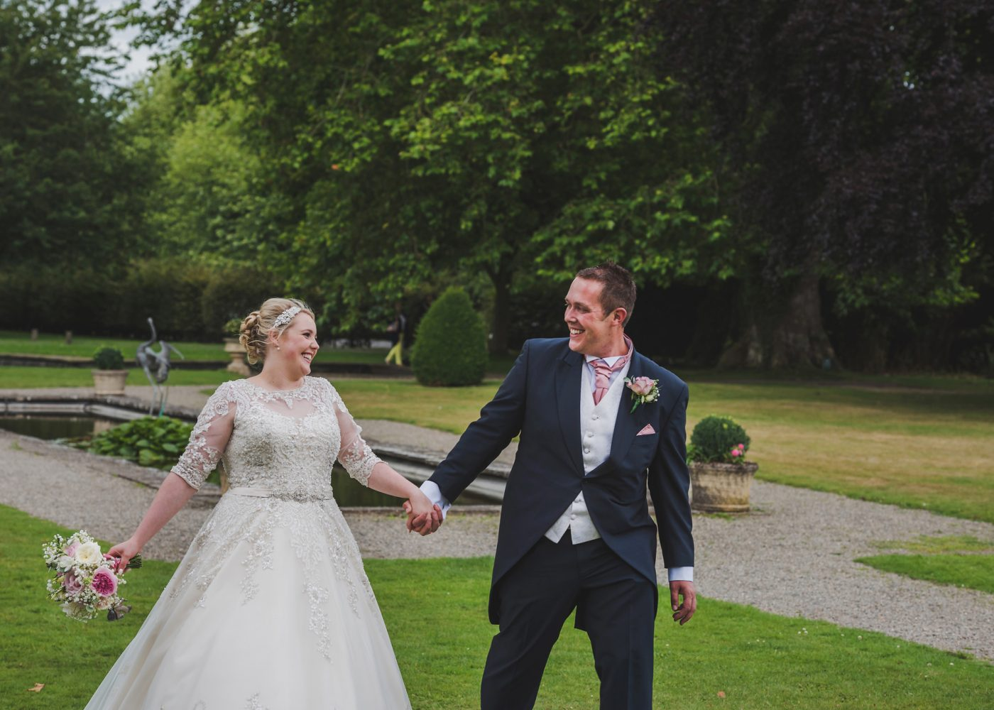 Salwey Arms wedding | Charlotte + Ben