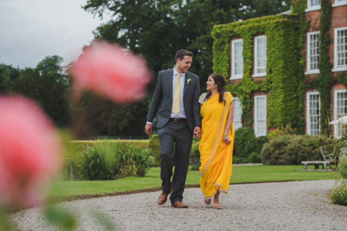 Raksha + Adam's Shropshire wedding