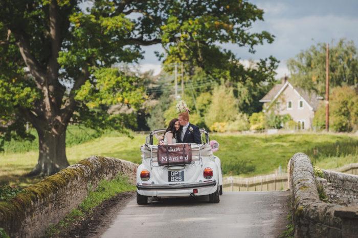 Wistanstow village hall wedding