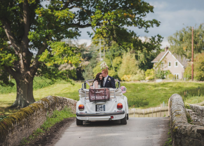 Wistanstow village hall wedding