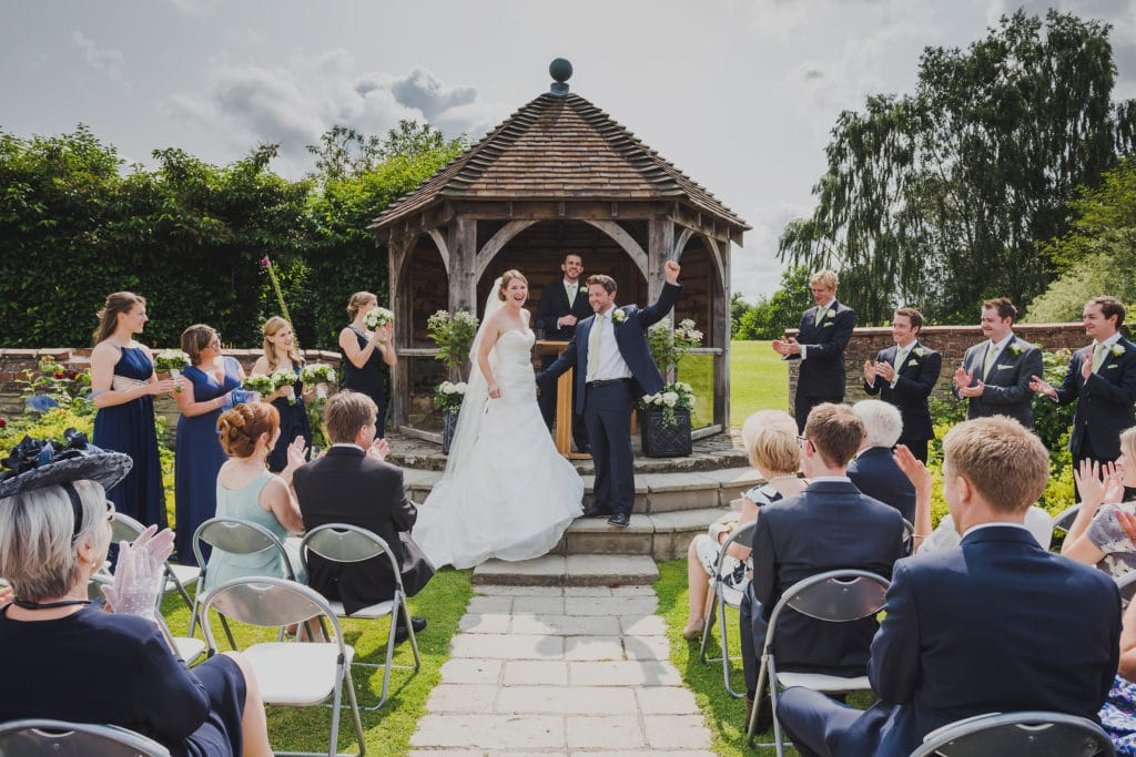 Delbury Hall wedding photographer