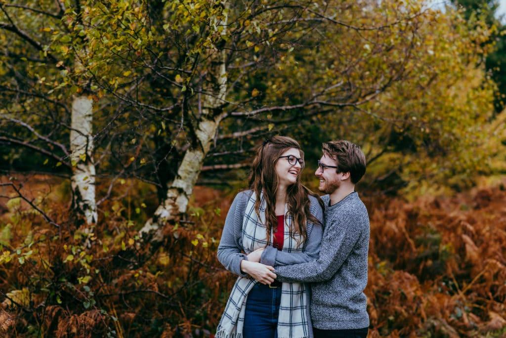 shropshire pre wedding shoot