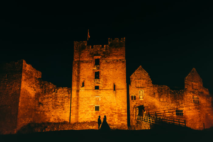 Ludlow Castle Weddings