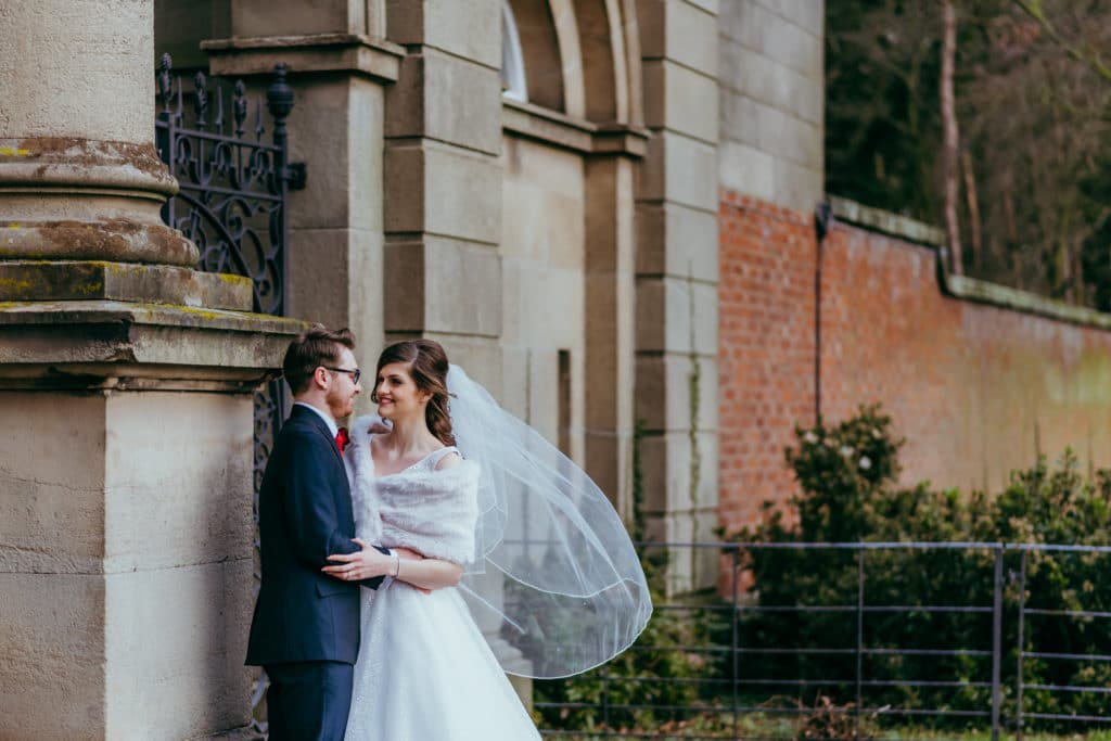Shrewsbury wedding photographer