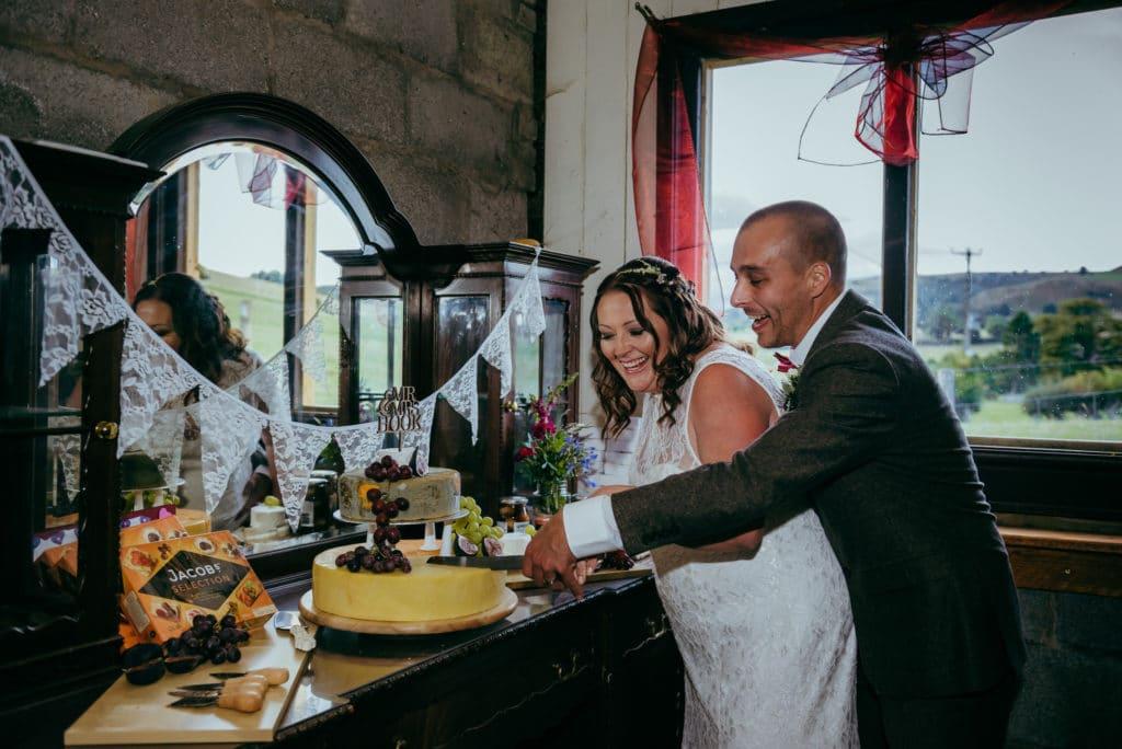 Barnutopia wedding photography
