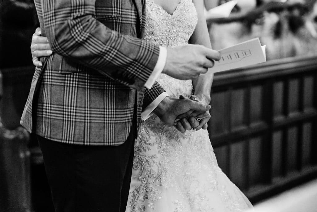 shropshire wedding ceremony - herefordshire wedding