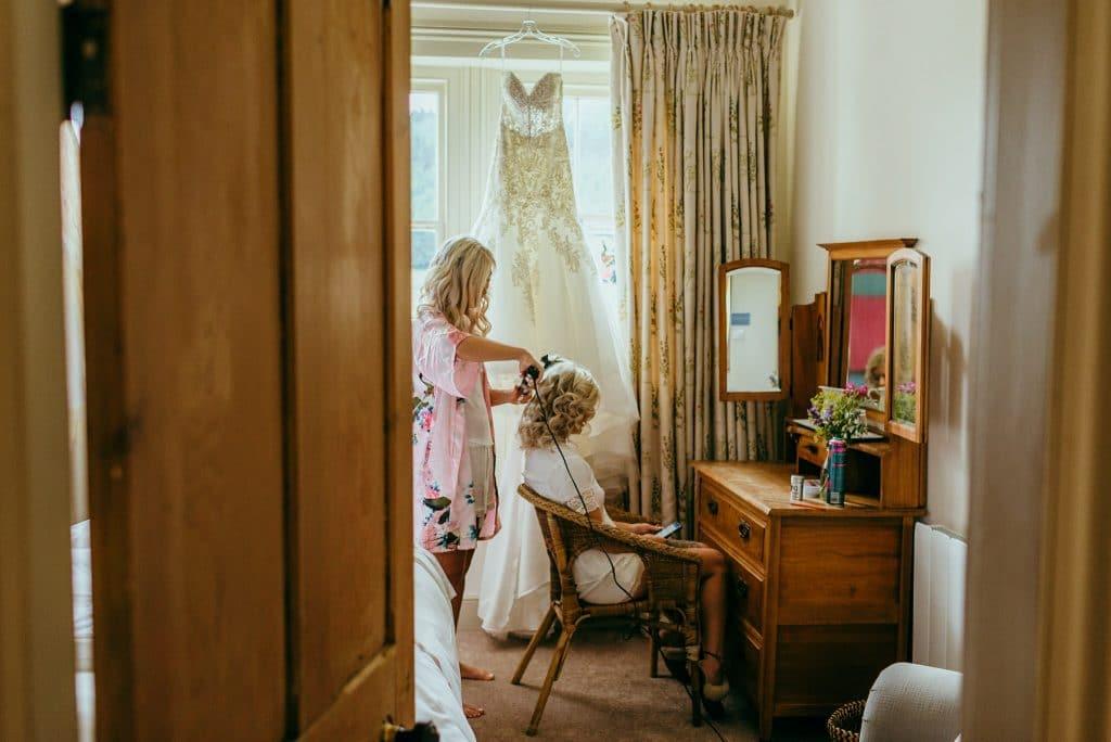 Wilde lodge wedding