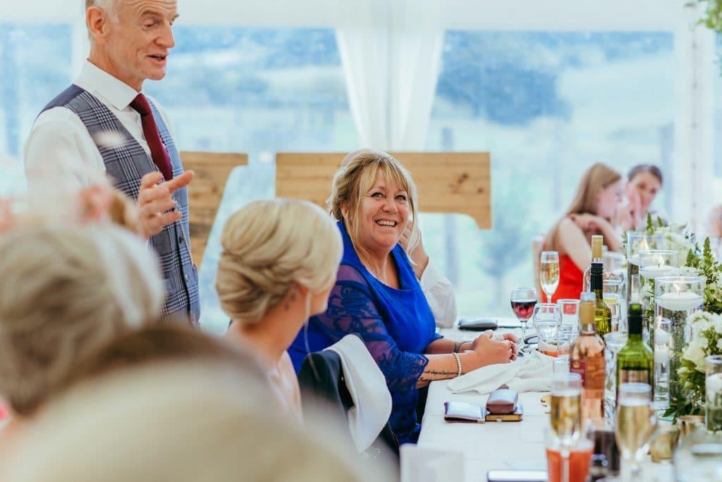 wilde lodge wedding speeches