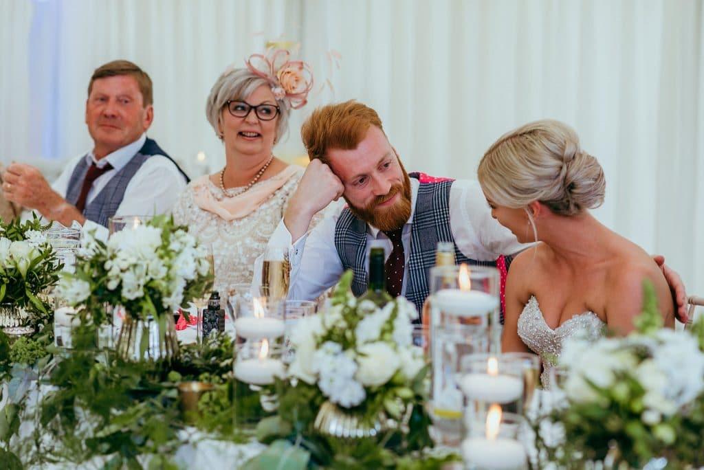 wedding speeches at wilde lodge wedding photography