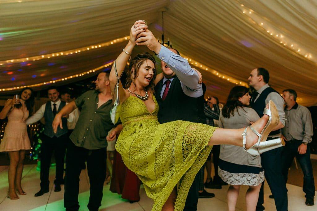 wilde lodge wedding reception