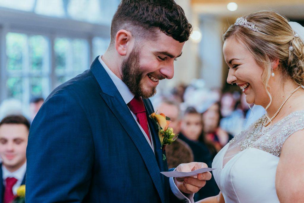 lemore manor wedding cermony