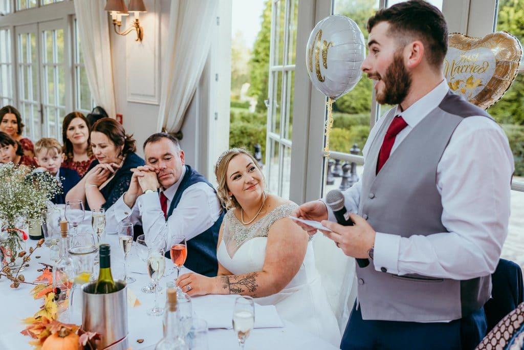 grooms-speeches-herefordshire wedding photographer