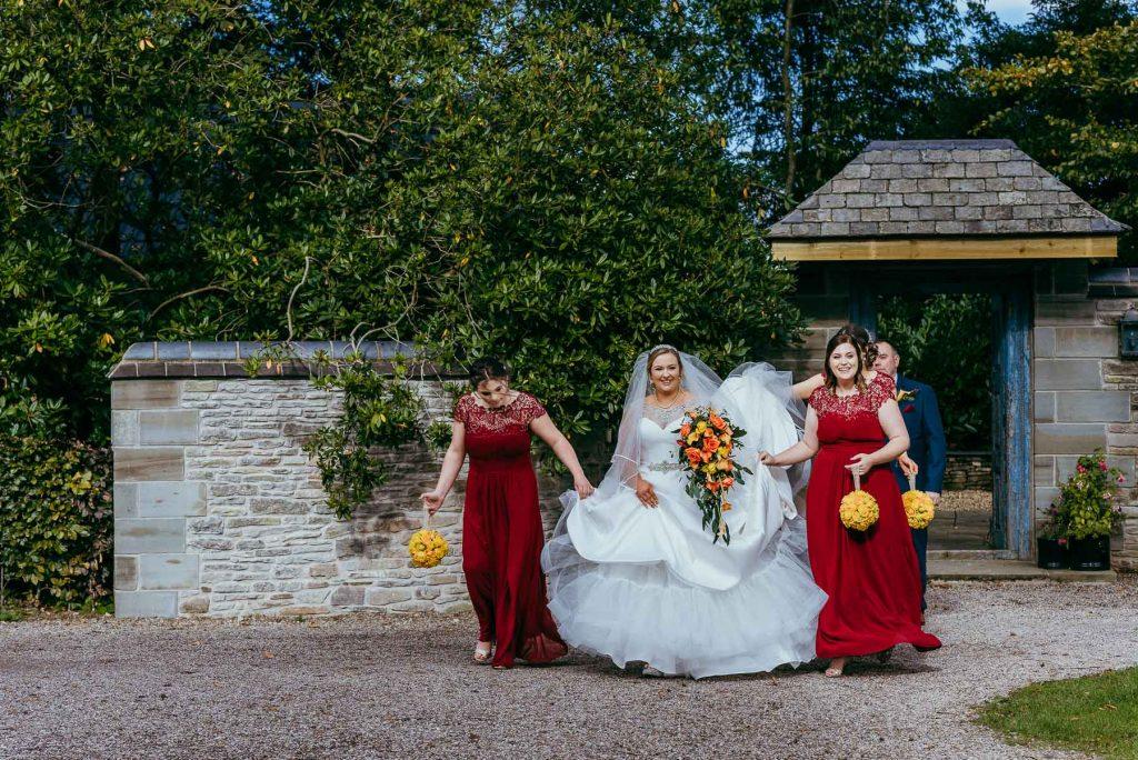 lemore manor wedding - herefordshire wedding photographer
