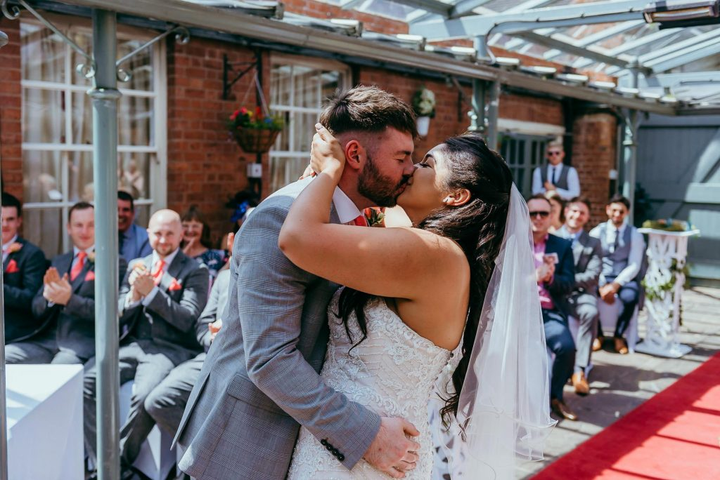 mytton and mermaid wedding ceremony