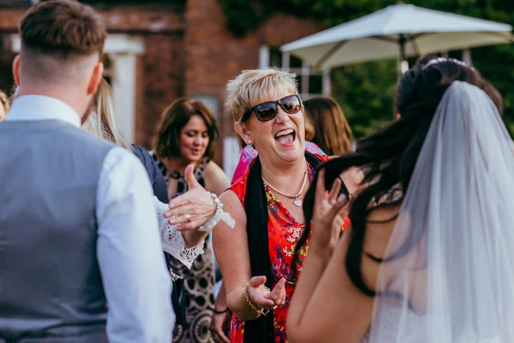 Shrewsbury wedding documentary photographer