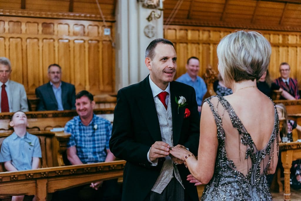 stanbrook abbey wedding worcester