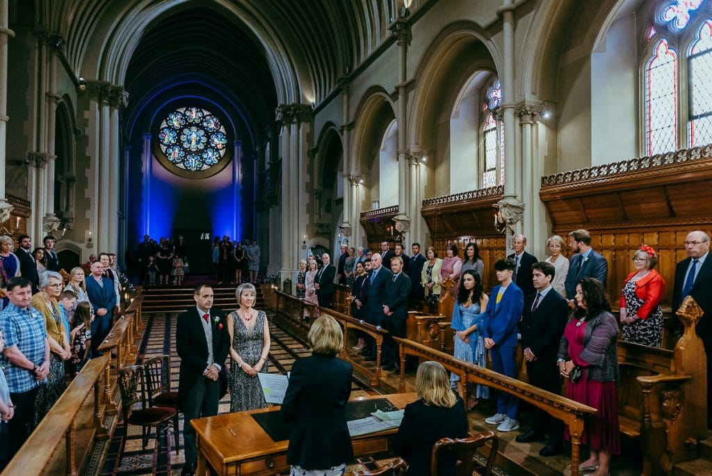 stanbrook abbey wedding day