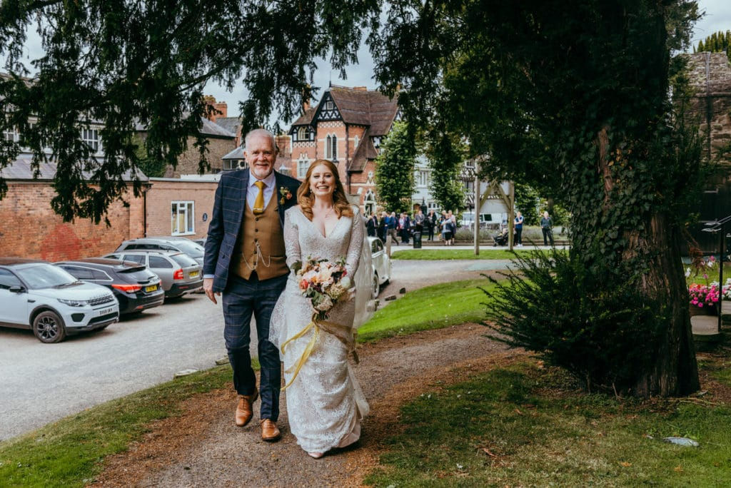 village hall wedding shropshire
